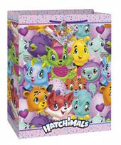 Hatchimals Large Gift Bag